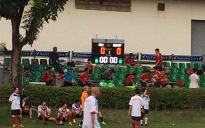 งานติดตั้ง Scoreboard ที่สโมสรราชพฤกษ์